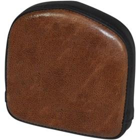 Saddlemen 6-1/2 in. Gravestone Sissy Bar Pad for Saddlemen Lariat Seats