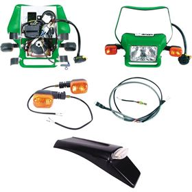 Baja Designs Dual Sport EZ Mount Electric Start Kit