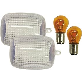 Clear Alternatives Integrated Taillight Assembly