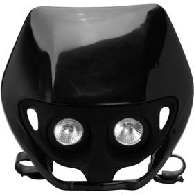 UFO Twins Halogen Headlight