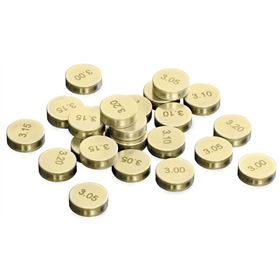 Wiseco 10.00mm Valve Shim Refills