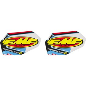 FMF Racing TurbineCore 2 Patriotic Replacement Exhaust Decal
