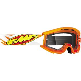 FMF Racing PowerCore Assault Youth Goggles
