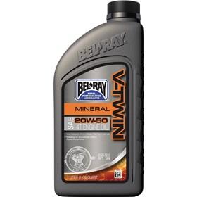 Bel-Ray V-Twin 20W50 Mineral Oil