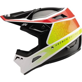 Answer Racing AR1 Vivid Youth Helmet