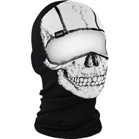 Zan Headgear Skull Polyester Balaclava
