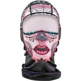 Zan Headgear Sugar Skull Polyester Balaclava