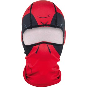 Zan Headgear Red Dawn Polyester Balaclava