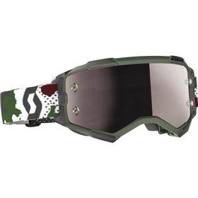 Scott USA Fury Camo Goggles