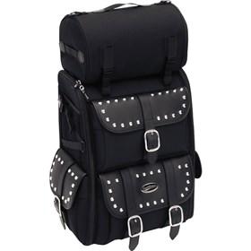 Saddlemen S3500S Studded Deluxe Sissy Bar Bag