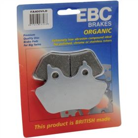 EBC VLD Semi-Sintered Chrome Limited Edition Brake Pads