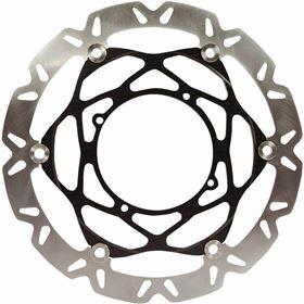 EBC SMX Carbon-Look Brake Rotor Kit