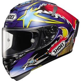Shoei X-Fourteen Norick 04 Limited Edition Full Face Helmet