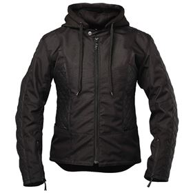 Speed And Strength Minx Women's Leather/Textile Jacket