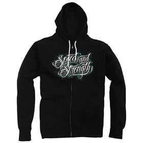 Speed And Strength Scripted Women's Zip Hoody