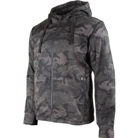 Speed And Strength Go For Broke 2.0 Camo Armored Hoody