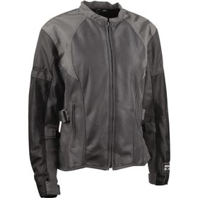 Speed and Strength Radar Love Women's Vented Textile Jacket