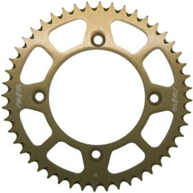Sunstar 428 Works Triplestar Aluminum Rear Sprocket