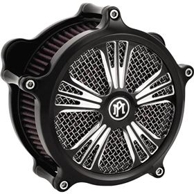 Performance Machine Super Gas Icon Air Cleaner Faceplate
