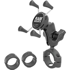 RAM Mounts X-Grip Cell Phone Holder With Medium Arm and Torque Mount