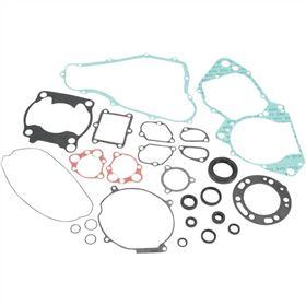 Moose Complete Gasket Kit with Oil Seals - .010in. Metal Head Gasket