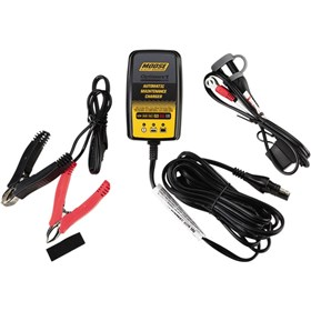 Moose Utility Optimate 1 Duo Battery Charger/Maintainer