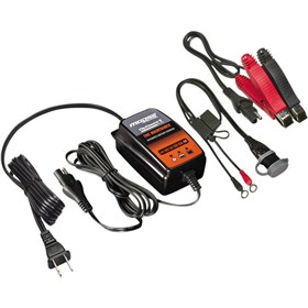 Moose Racing Optimate 1 Duo Battery Charger/Maintainer