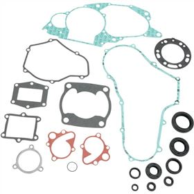 Moose Complete Gasket Kit with Oil Seals for Models with .010SS Head