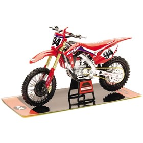 New Ray Toys Team HRC Racing Ken Roczen 1:12 Scale Motorcycle Replica