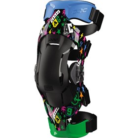 POD K4 2.0 AC9 Limited Edition Youth Knee Brace Pair