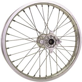 Warp 9 Racing 36 Hole Complete Front MX Wheel