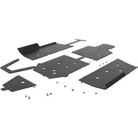 Seizmik UHMW Skid Plate With Rock Sliders