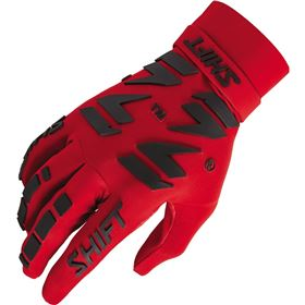 Shift Racing Black Label Flexguard Gloves