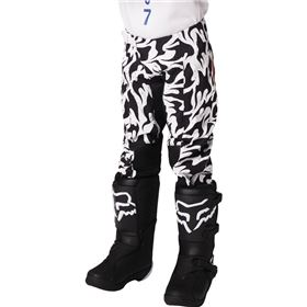 Shift Racing Blue Label Flame Limited Edition Youth Pants