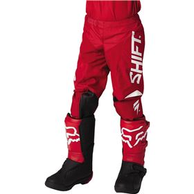 Shift Racing White Label Trac Youth Pants