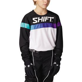 Shift Racing White Label Ultra Youth Jersey