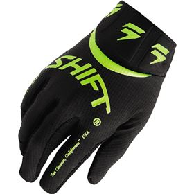 Shift Racing White Label Bliss Youth Gloves