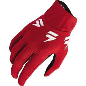 Shift Racing White Label Trac Youth Gloves