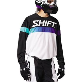 Shift Racing White Label Ultra Jersey