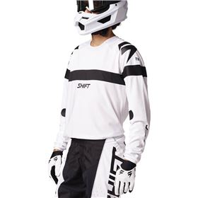 Shift Racing White Label Void Jersey