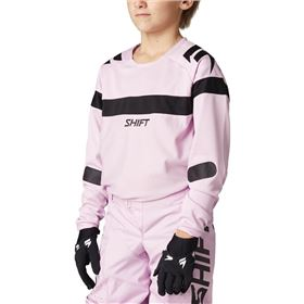 Shift Racing White Label Void Youth Jersey