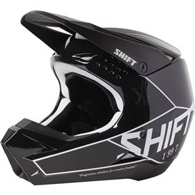 Shift Racing White Label Bliss Youth Helmet