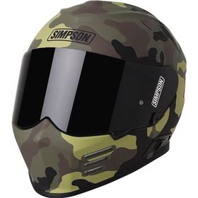 Simpson Ghost Bandit Crypsis Full Face Helmet