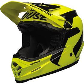 Bell Helmets Moto-9 MIPS Fasthouse Newhall Hi-Viz Youth Helmet