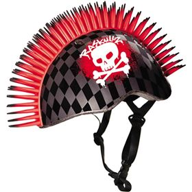 Raskullz Skull Hawk Pee Wee Bicycle Helmet