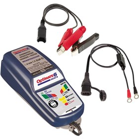 Tecmate Optimate 6 Select Battery Charger/Maintainer