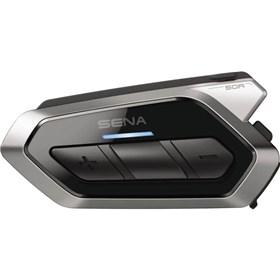 Sena 50R Low Profile Bluetooth Communication System With Mesh Intercom