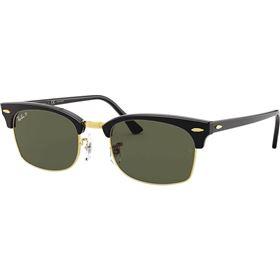 Ray Ban Clubmaster Square Polarized Sunglasses
