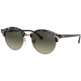 Ray-Ban Clubround Fleck Sunglasses