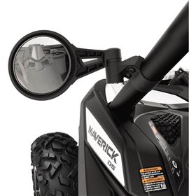 Can-Am Rally Side View Mirrors For Maverick X3